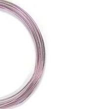 HM2848 / Hilo Mágico Rosa (Aluminio) 2mm. x 5m.