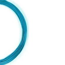 HM2854 / Hilo Mágico Rojo Oxido (Aluminio) 2mm. x 5m.