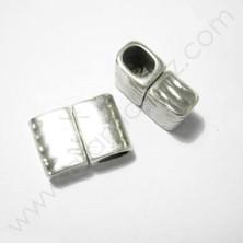 ZM24125-10 / Cierre magnético regaliz. 2 Unid.