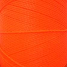 HE393 / Hilo Encerado Naranja fosforescente- 160 m.