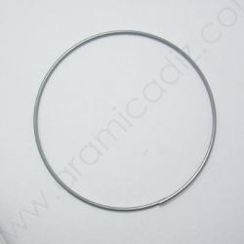 Acero Memoria pulsera. 5.5cm. 2 Unid.