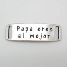 ZM77590-10 / CONECTOR PAPA ERES EL MEJOR.