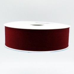 30068430 / BANDA LYCRA 30MM. BURDEOS. 1M.