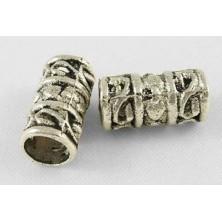 LF0856Y / Tubo de metal. 25 Unid.