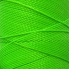 HE329 / Hilo Encerado Verde fosforescente- 160 m.