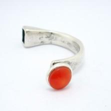 ZM77831-05 / Aplique media pulsera naranja. Unid.