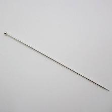 26338 / Agujón para broche 10 cm. 6 Unid.