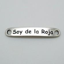 ZM77453-40 / Plaquita: SOY DE LA ROJA Unid.