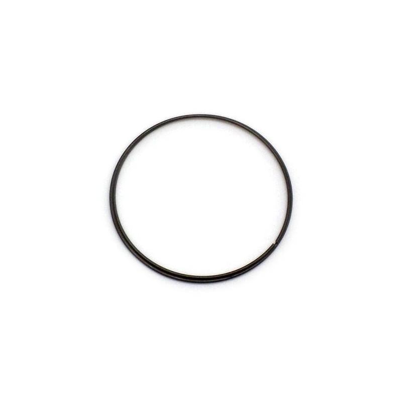 84b54e3d926d Acero Memoria pulsera DOBLE. 5.5cm. 1 Unid.