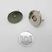 ZM75842-10 / Cierre Zamak magnético 10mm. 3Unid.