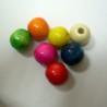 YTB028Y / Bola de Madera. 12 mm. - 50 Unid.