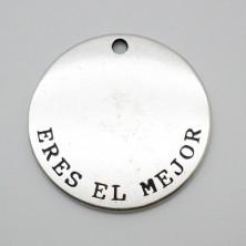 ZM77648-11 / COLG. ZAMAK ERES EL MEJOR.