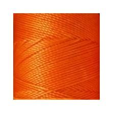 Hilo Encerado Naranja 10metros