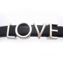 """8406 / LETRAS RELAGALIZ """"LOVE""""."""