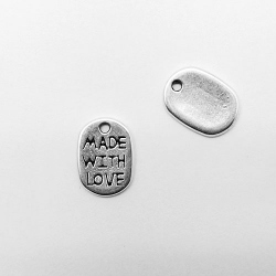 """2812 / CHARM """"MADE WITH LOVE"""""""